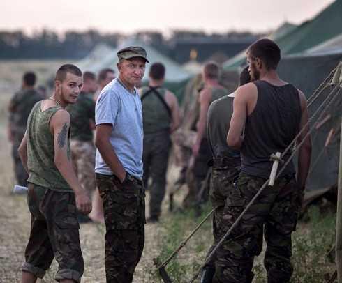 В Полтаве выпрыгнул из окна и разбился украинский новобранец