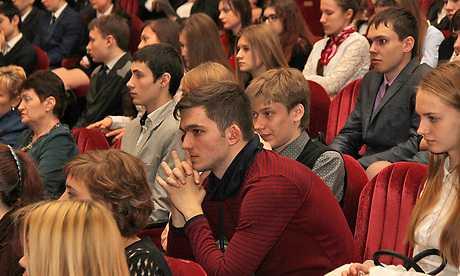 В Брянске завершилась молодежная неделя науки