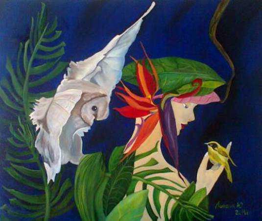 В Брянске откроется выставка молодых художников «Новый март»