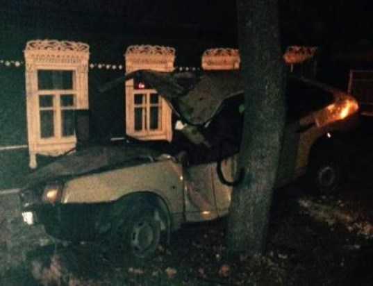 Арестован брянский лихач, покалечивший  в ДТП пассажира