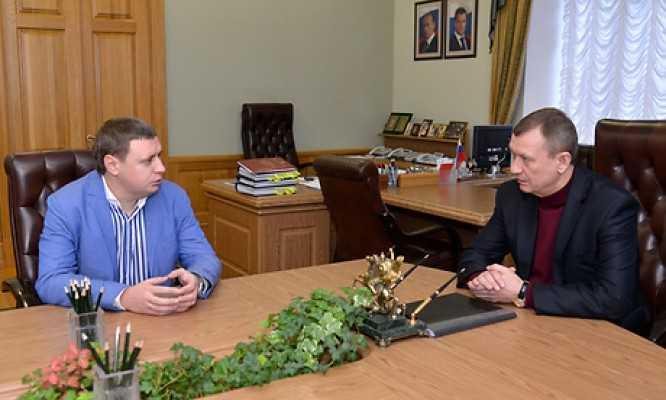 Алекскей Кубарев пойдет в брянские губернаторы