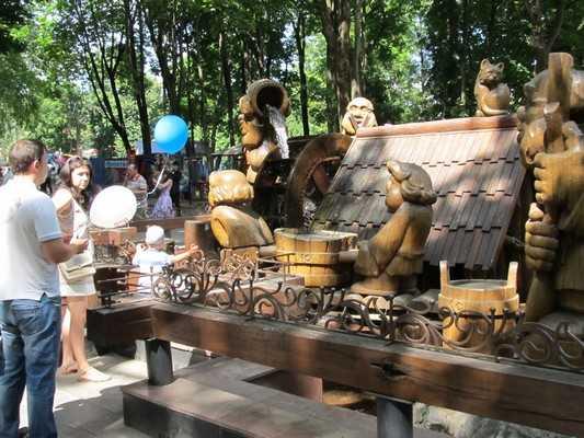 Брянский парк А.К. Толстого потеряет самостоятельность