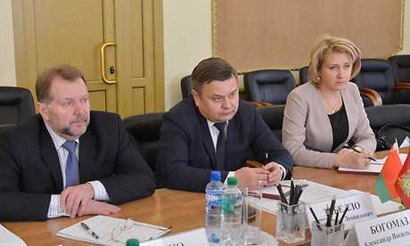 Брянск представит в Минске свои предприятия и проекты