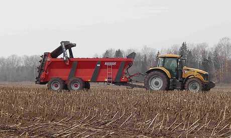 Правительство выделило 17 миллионов рублей на брянских фермеров