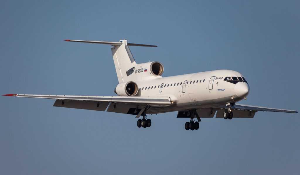 Чеченская авиакомпания свяжет Брянск с Крымом