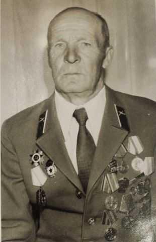 Вспомним Победителей поимённо: Крюков Кузьма Григорьевич