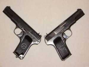 Брянский участковый задержал похитителя пистолетов