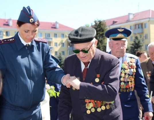 Медали к 70-летию Победы получат 9 тысяч брянских ветеранов