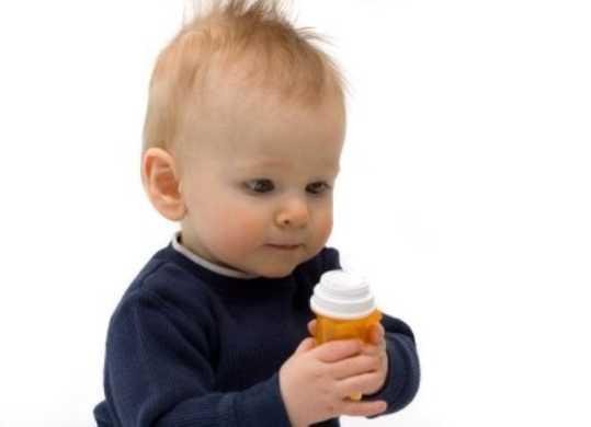 В Новозыбкове ребёнок отравился таблетками