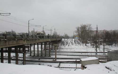Строительство путепровода в Брянске сорвала загадочная фирма