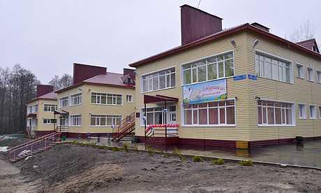 В Брянске открыли детсад «Лебедушка», на очереди еще четыре