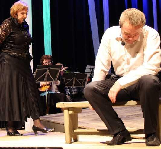 «Русский крест» на брянской сцене стал не только театральным событием