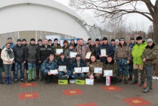 В брянском санатории уфсиновцы поймали два килограмма рыбы