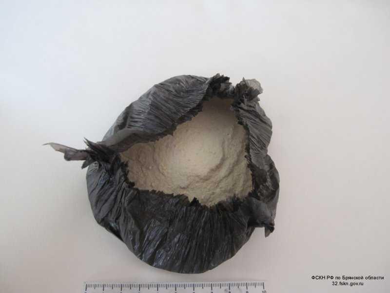 В Орле поймали подростка-наркодельца из Брянска