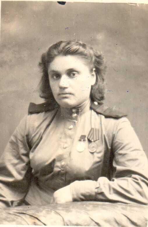 Вспомним Победителей поимённо: Воропаева Вера Тихоновна