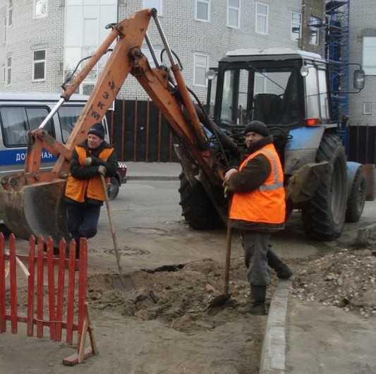 Дороги в Брянске будут ремонтировать без замены бордюров и плитки