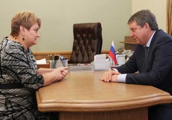 Татьяна Болховитина назначена заместителем брянского губернатора