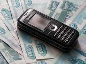 Приставы арестовали мобильный телефон брянского алиментщика