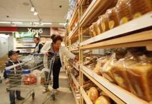 Сегодня в Брянске на 2,5 рубля подорожал хлеб