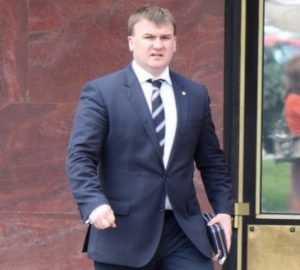 Александр Шаров оставил должность главы Погарского района