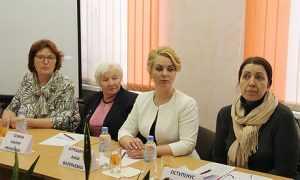 Брянские власти создадут кризисные центры для одиноких матерей