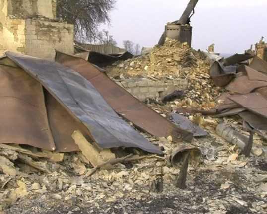 Брянская полиция задержала алкоголичку, спалившую 9 домов