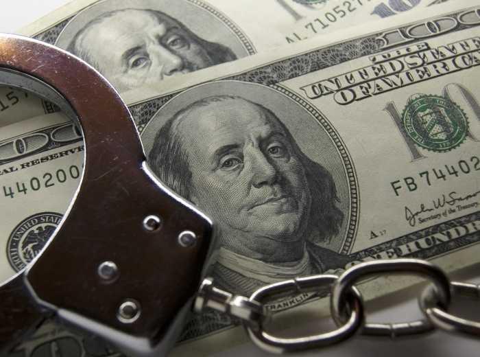 Брянского предпринимателя осудили за легализацию более 400 тысяч евро