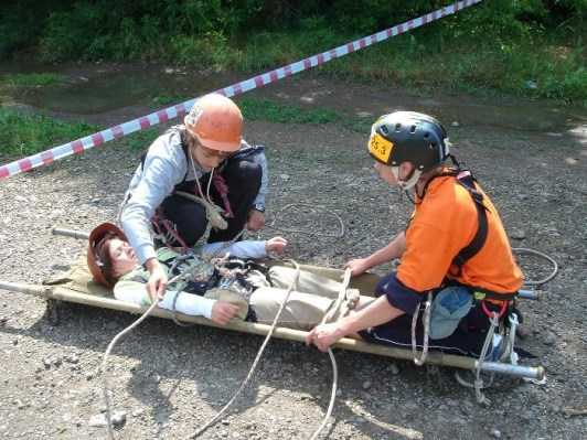 Брянские школьники выявят сильнейших в состязании спасателей
