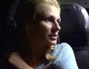 Опубликована видеозапись о Сиваковой после ДТП у «Брянсксельмаша»