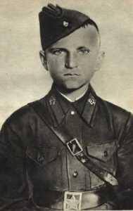 Самым юным защитником Брестской крепости был брянский подросток