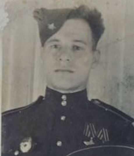 Вспомним Победителей поимённо: Востриков Николай Иванович