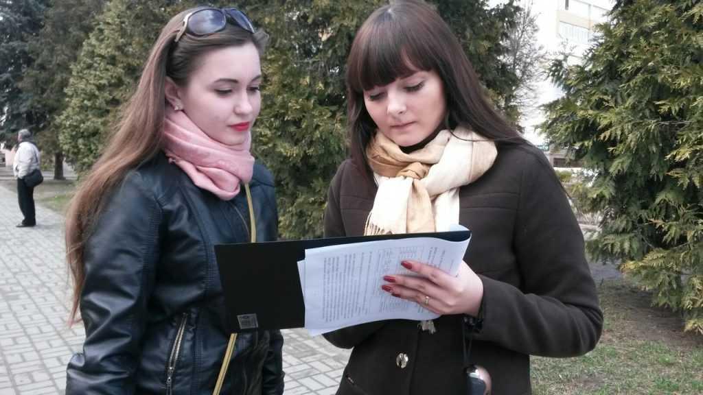 Студенты узнают о нуждах брянцев и о знакомстве  с праймериз