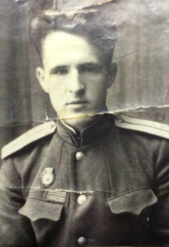 Вспомним Победителей поимённо: Жижин Андрей Фадеевич