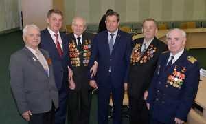 Брянские ветераны оценили подготовку к семидесятилетию Победы