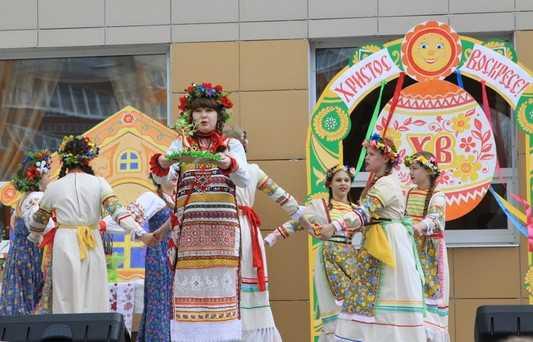 Брянску подарили Пасхальный фестиваль
