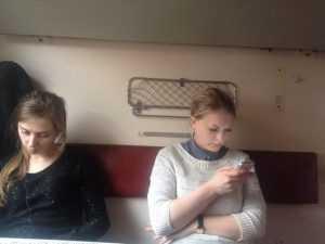 Поезд Брянск – Москва подменили сталинскими вагонами