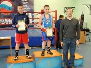 На Брянщине прошёл турнир памяти погибших боксёров