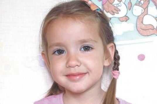 Брянской малышке нужны 50 тысяч евро на лечение