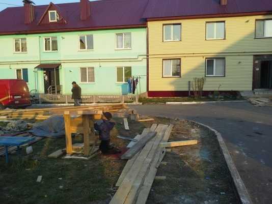 Брянский мэр остался доволен строительством домов в Белых Берегах