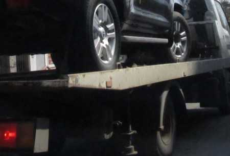 На брянской трассе легковушка врезалась в эвакуатор — погиб пенсионер