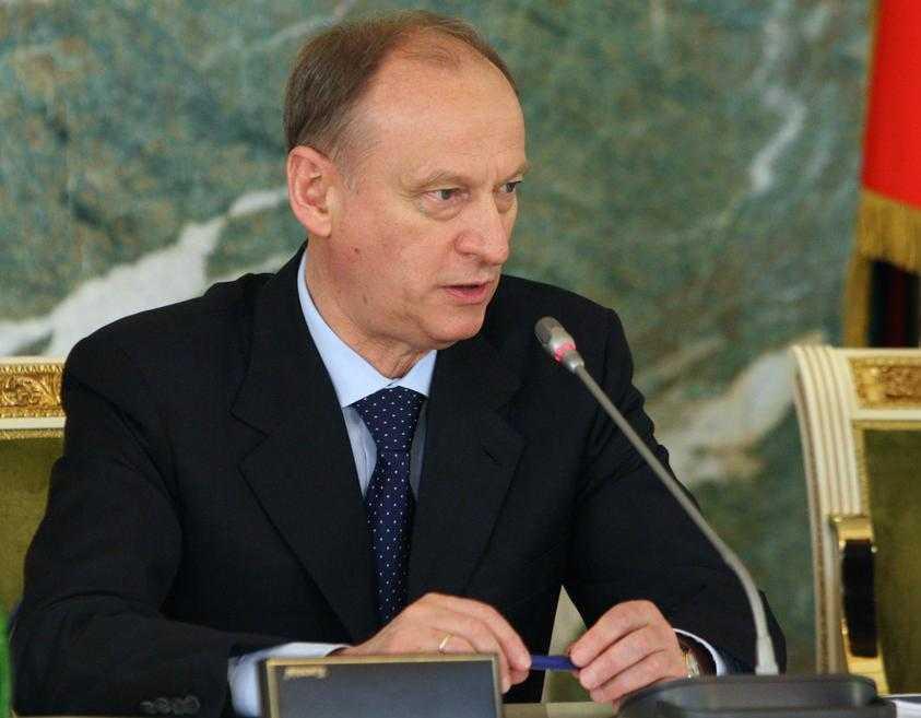 Патрушев: Украинские банды могут проникнуть в Брянскую область