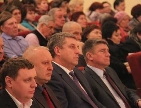 На предвыборах призвали голосовать за брянского главу Богомаза