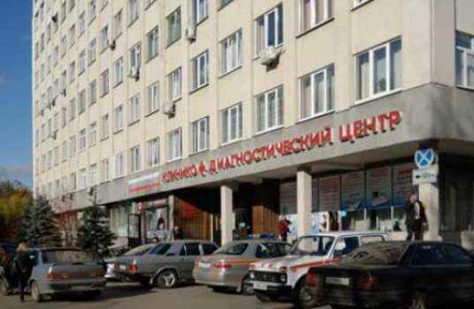 Возле брянского диагностического центра иномарка сбила подростка