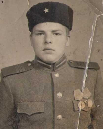 Вспомним Победителей поимённо: Каплин Михаил Степанович