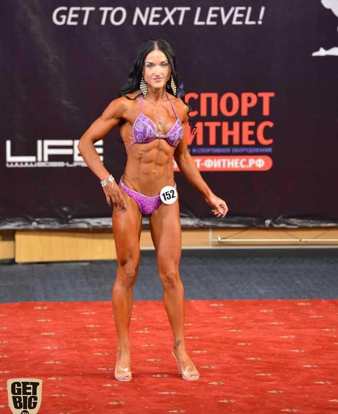 Брянская спортсменка взяла российскую бронзу по бодифитнесу