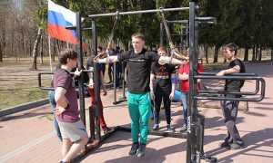 В Брянской области открыли фестиваль «Готов к труду и обороне»