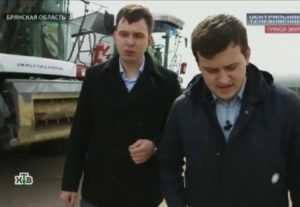 НТВ показал сюжет о хозяйстве жены брянского главы Ольги Богомаз