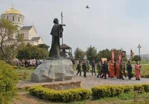 По Брянской области пройдет крестный ход Севастополь — Смоленск