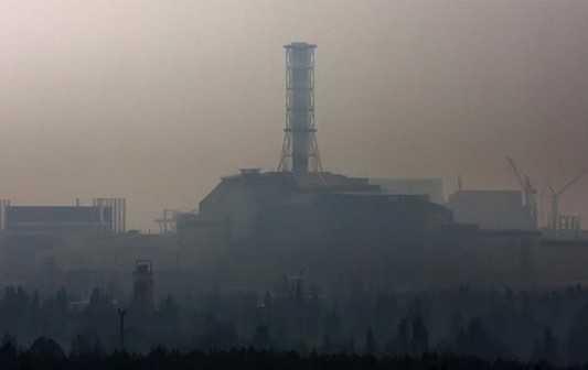 Брянской области угрожает пожар около Чернобыльской АЭС