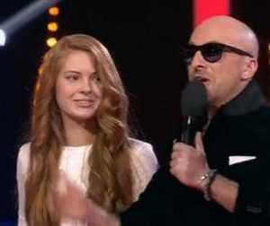Брянская участница Ксения Бракунова выбыла из конкурса «Голос. Дети»